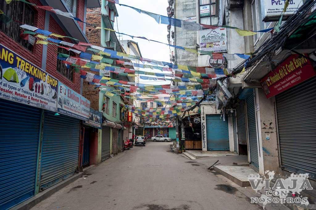 Que ver en Katmandú en dos días