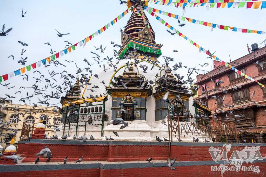 Cuantos días se necesitan para visitar Katmandú