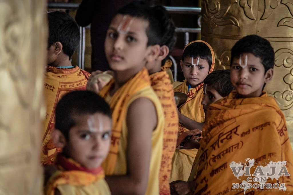 Ver Yoguis en Katmandú