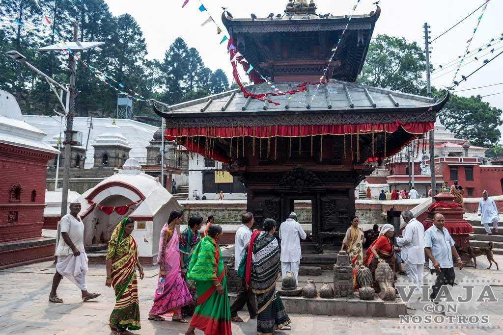 Las mejores fotografías de Yoguis de Katmandú