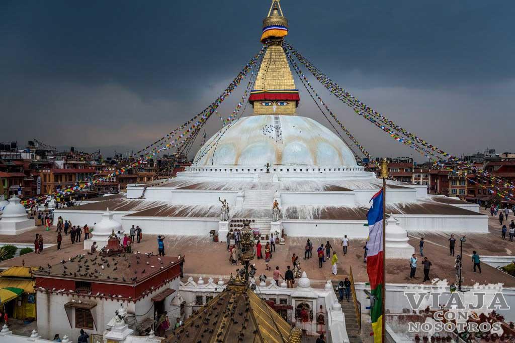 Lugares recomendables de Katmandú