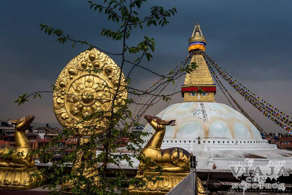 Consejos para visitar la Estupa Boudhanath