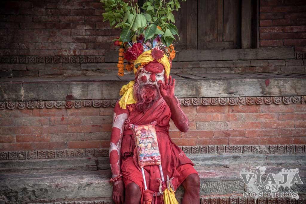 Los mejores Yoguis de Katmandú