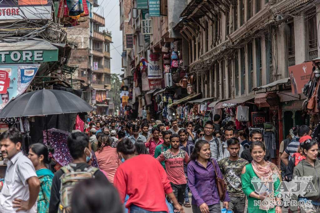 Donde hacer tus compras en Nepal