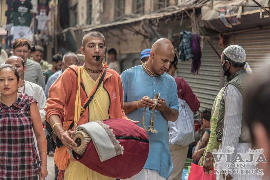 Donde comprar ropa de montaña en Katmandú