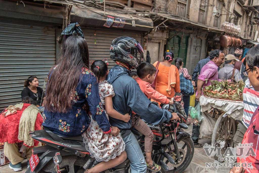 Comprar ropa de montaña en Nepal