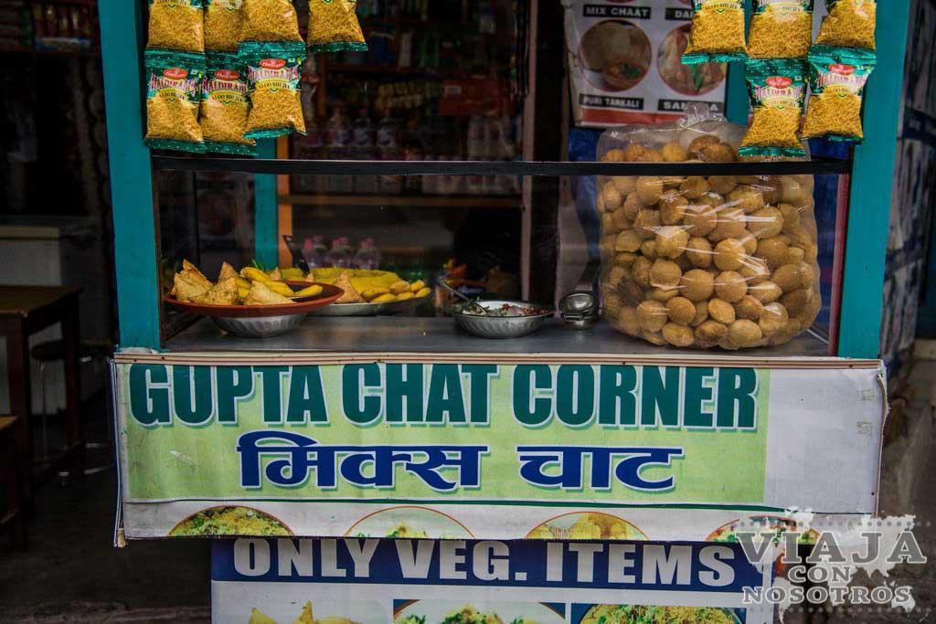Pani puri Nepal