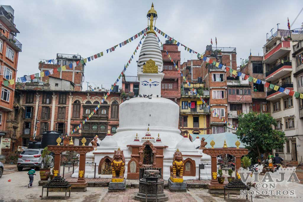 Mejores lugares que visitar en Patan