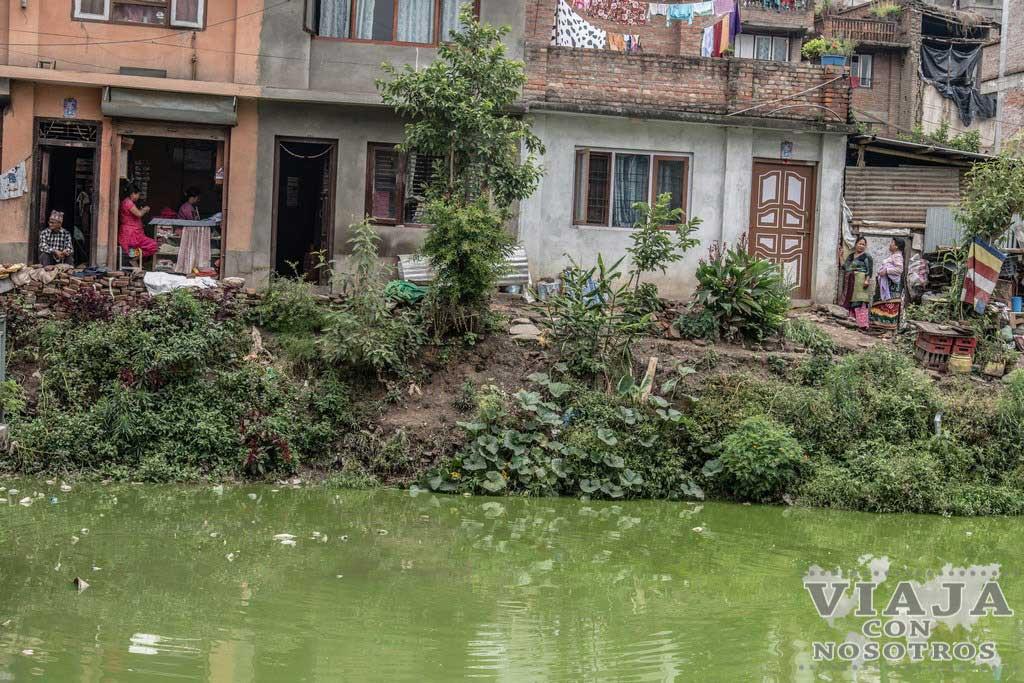 Como ir de Katmandú al barrio de Kirtipur