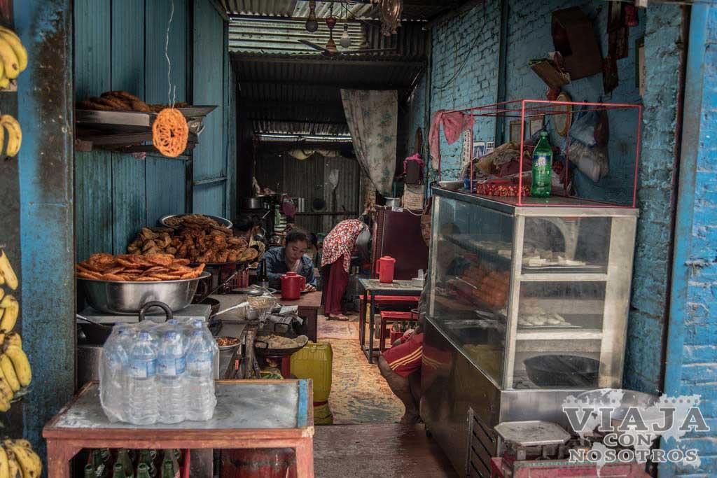 Visitar el Barrio de Kirtipur por tu cuenta