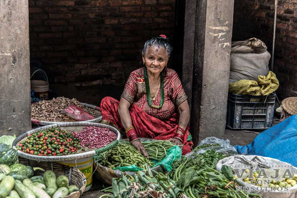 Merece la pena visitar el Barrio de Kirtipur