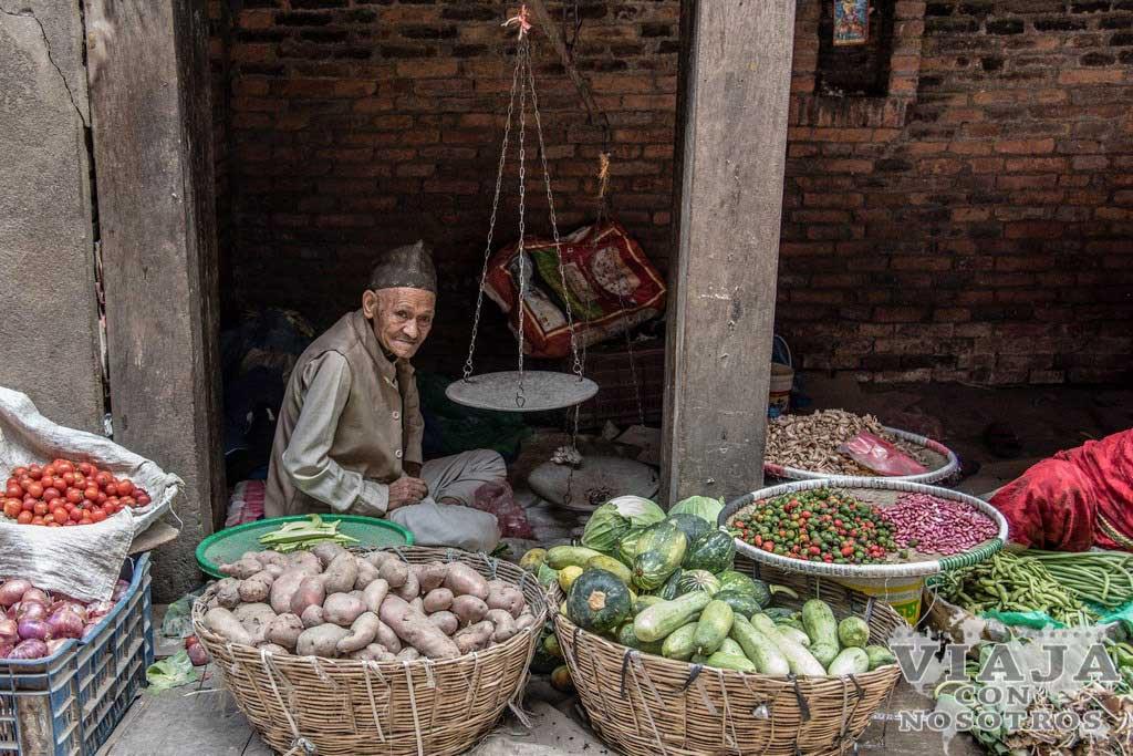 Cuanto se tarda en visitar el Barrio de Kirtipur