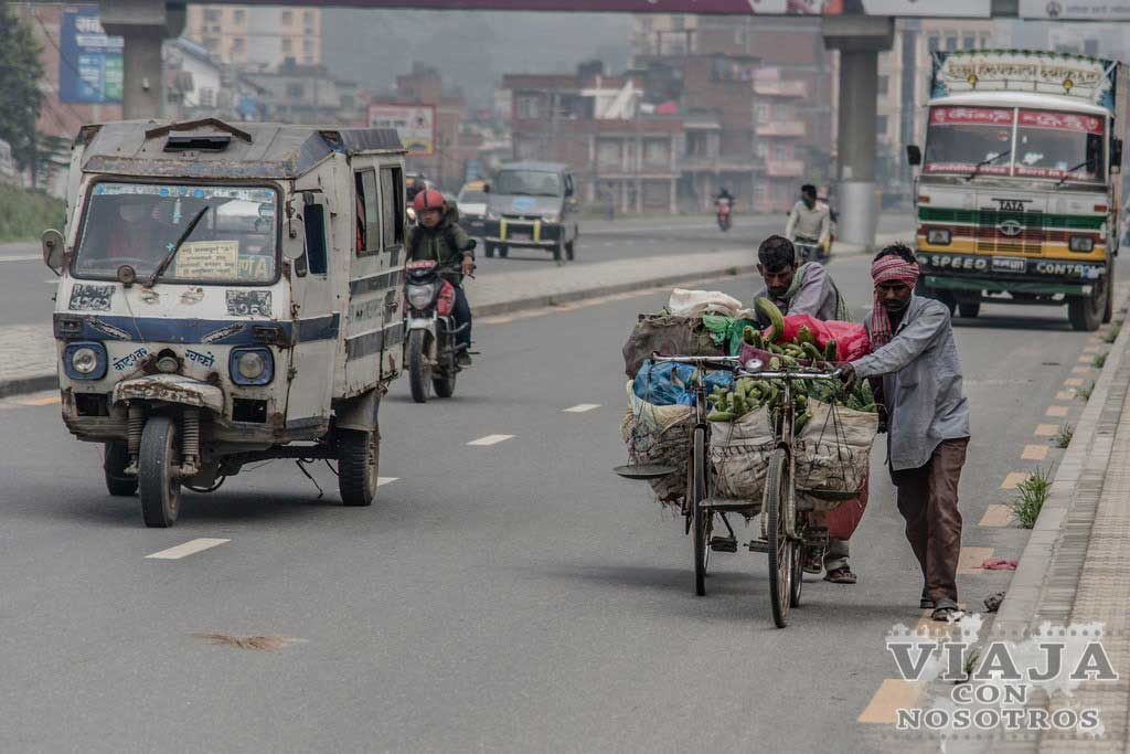 Cuanto tiempo se tarda de Pokhara a Lumbini
