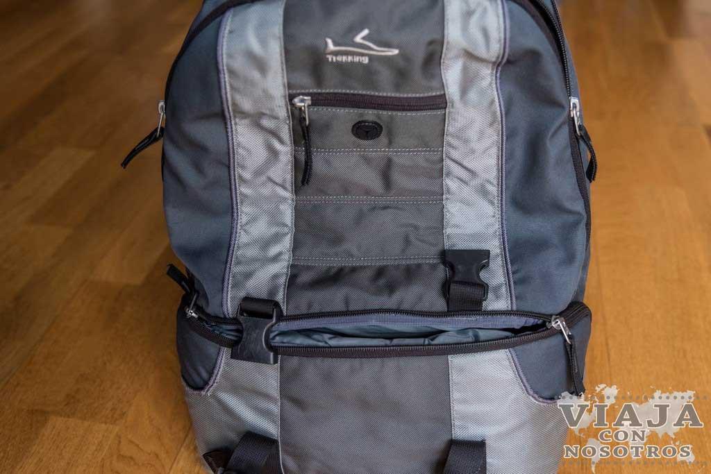 La mejor mochila para viajar con tu cámara de fotos reflex