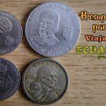 Presupuesto para viajar a Ecuador