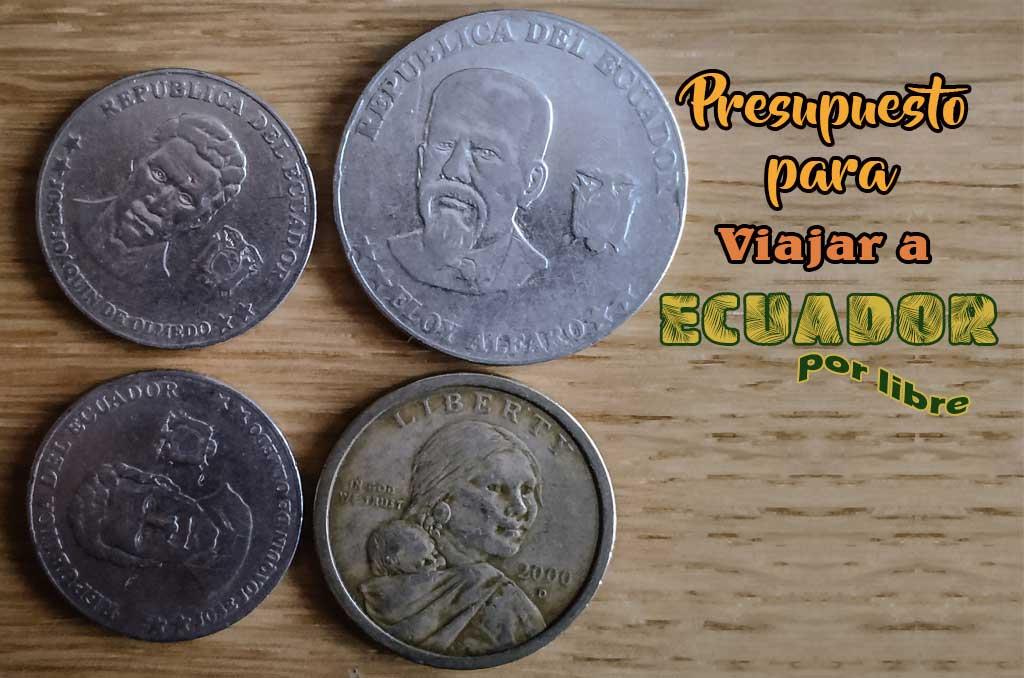Presupuesto de viaje a Ecuador por libre