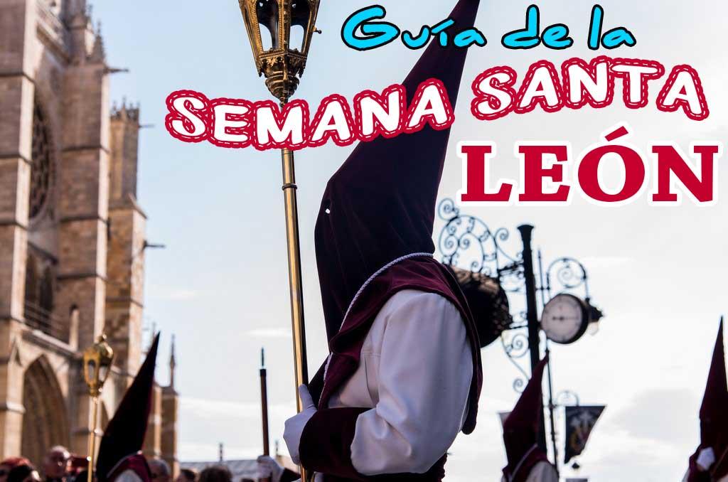 Guía de la Semana Santa de León