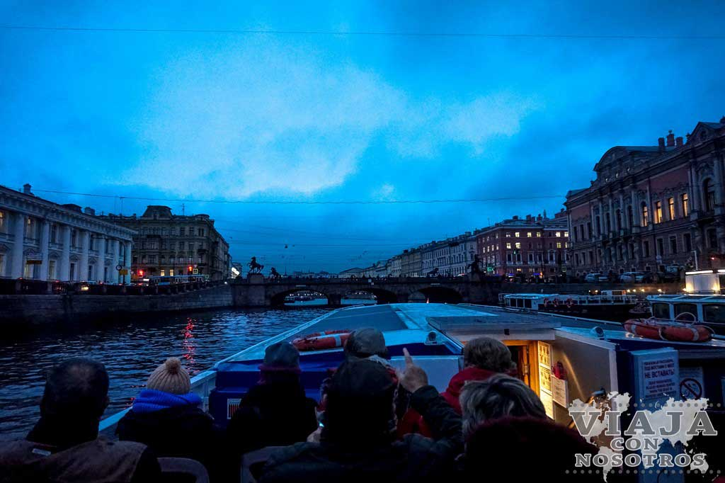 Ver San Petersburgo por tu cuenta