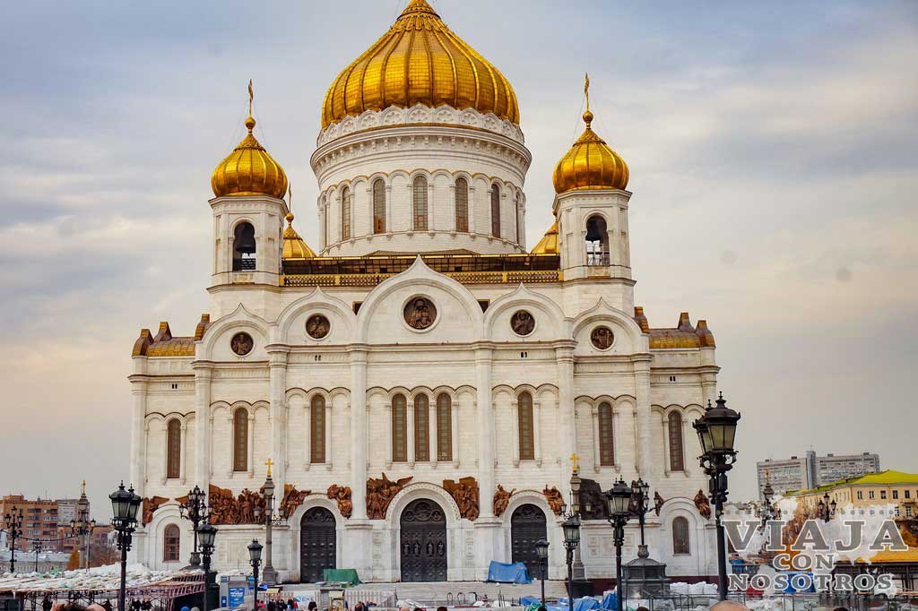 Como visitar la Catedral del Cristo Salvador