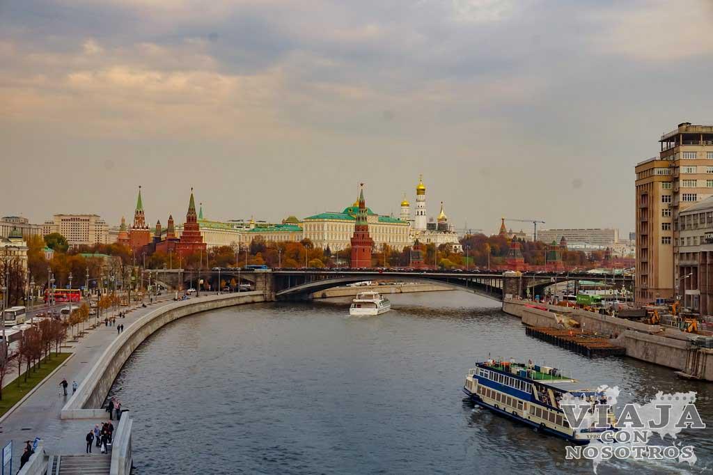 Guía completa de Moscú