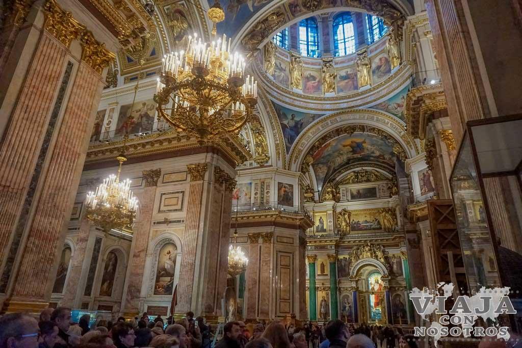 Información útil de tu viaje a San Petersburgo