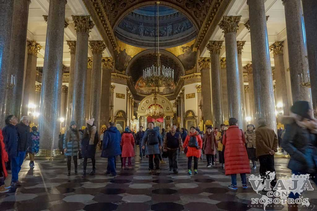 Los hoteles más económicos de San Petersburgo