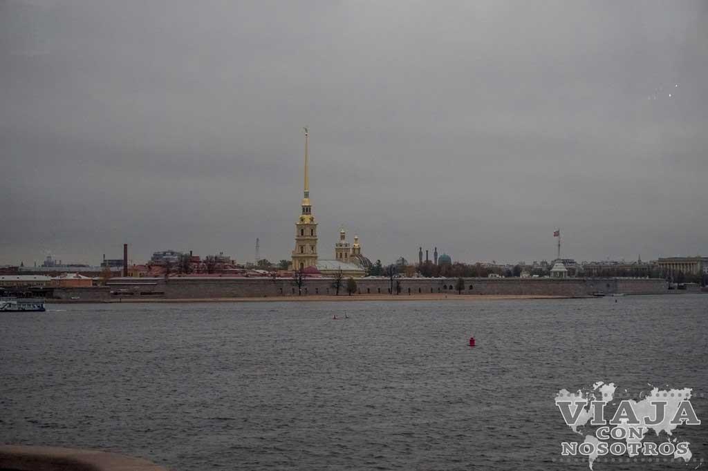 Donde alojarse en San Petersburgo