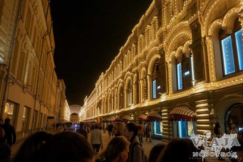 Los mejores lugares que ver en Moscú