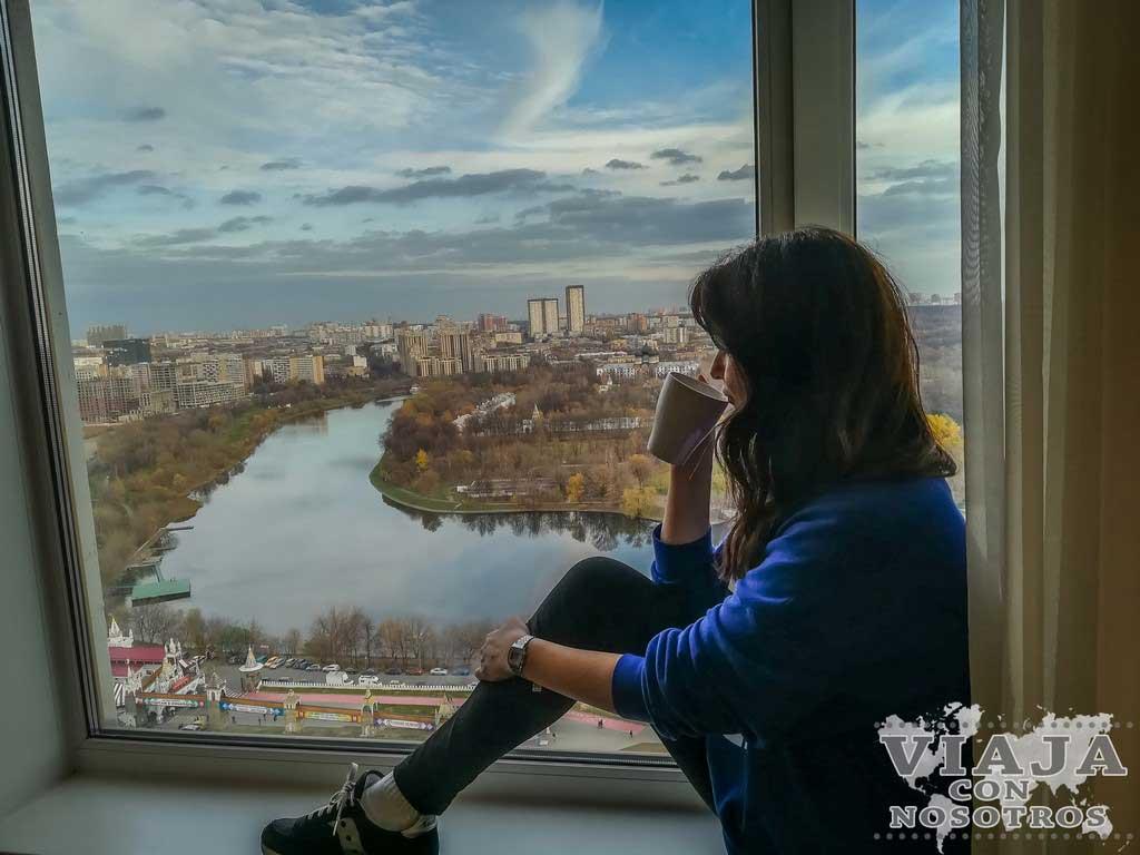 Donde alojarse en Moscú