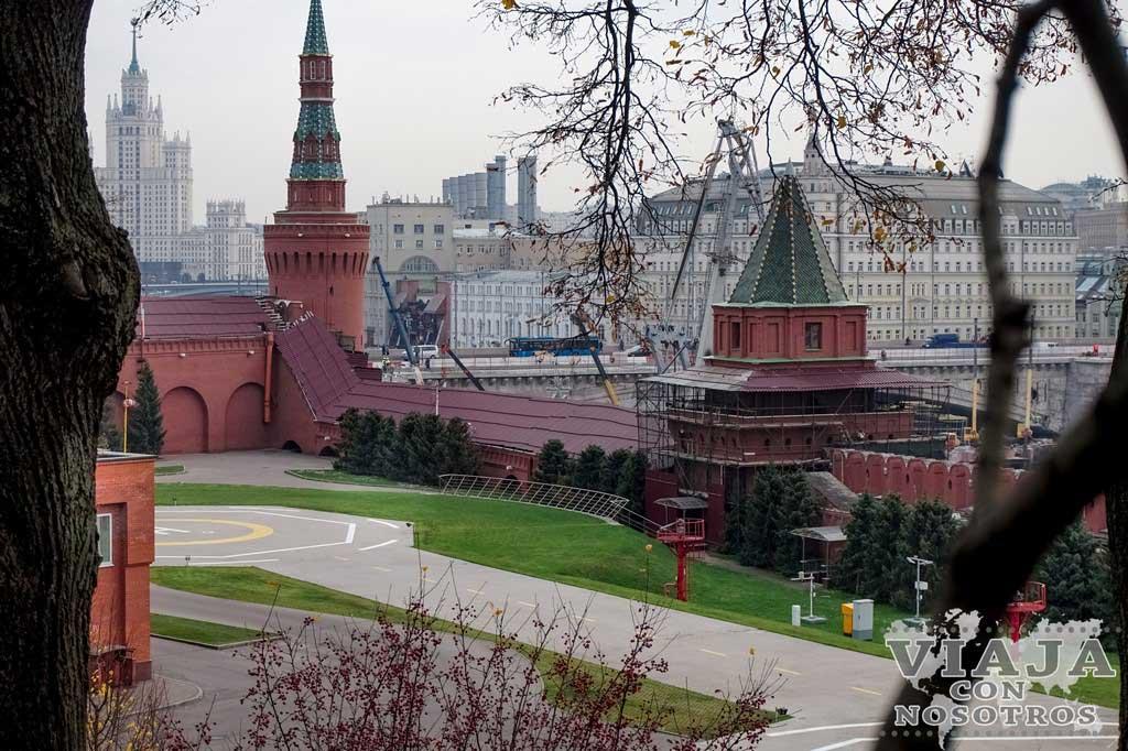 Gastronomía de Rusia