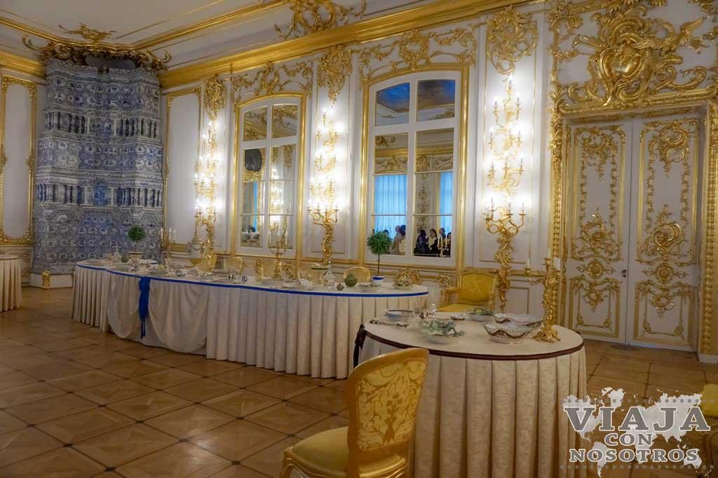 Palacio de Catalina de San Petersburgo