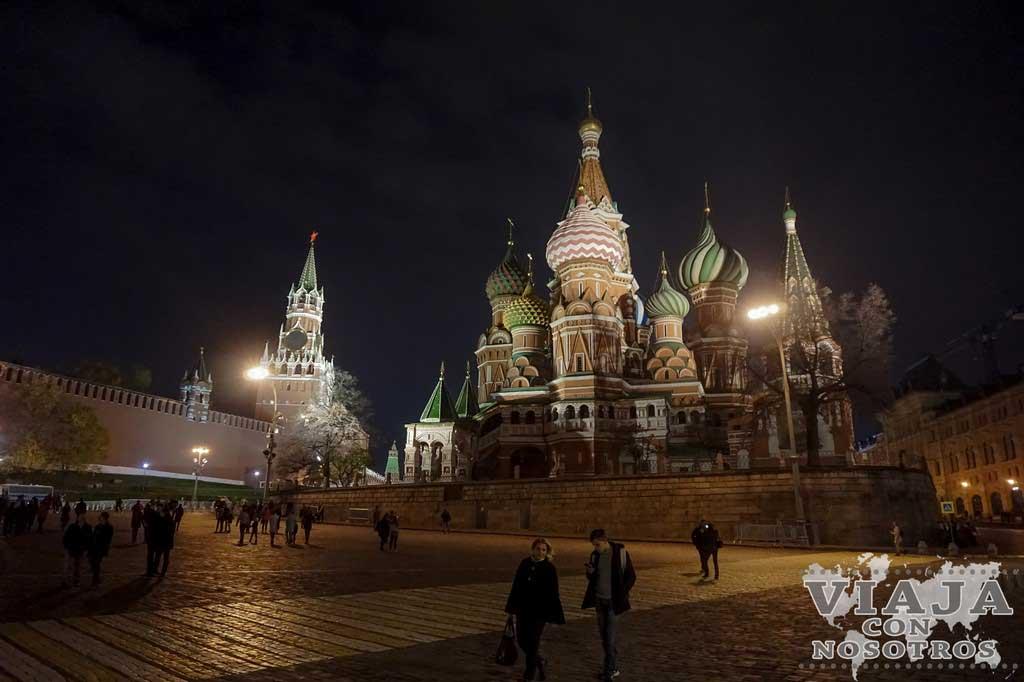 Mejores lugares para comer en Moscú