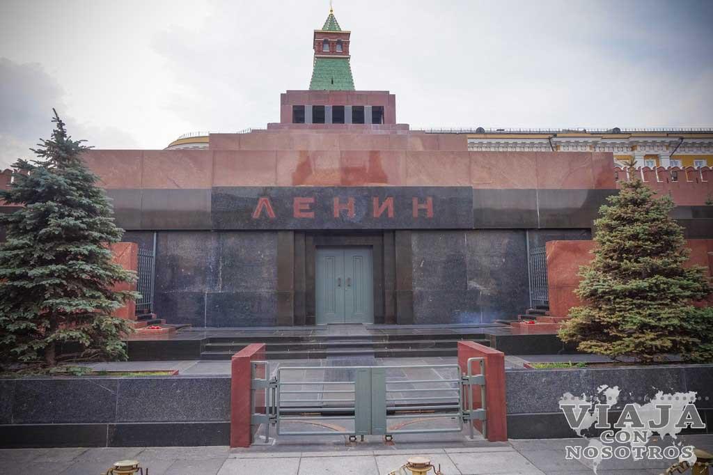 Cuantos días visitar Moscú