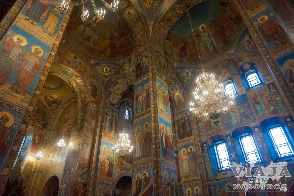 Los mejores lugares que ver en San Petersburgo