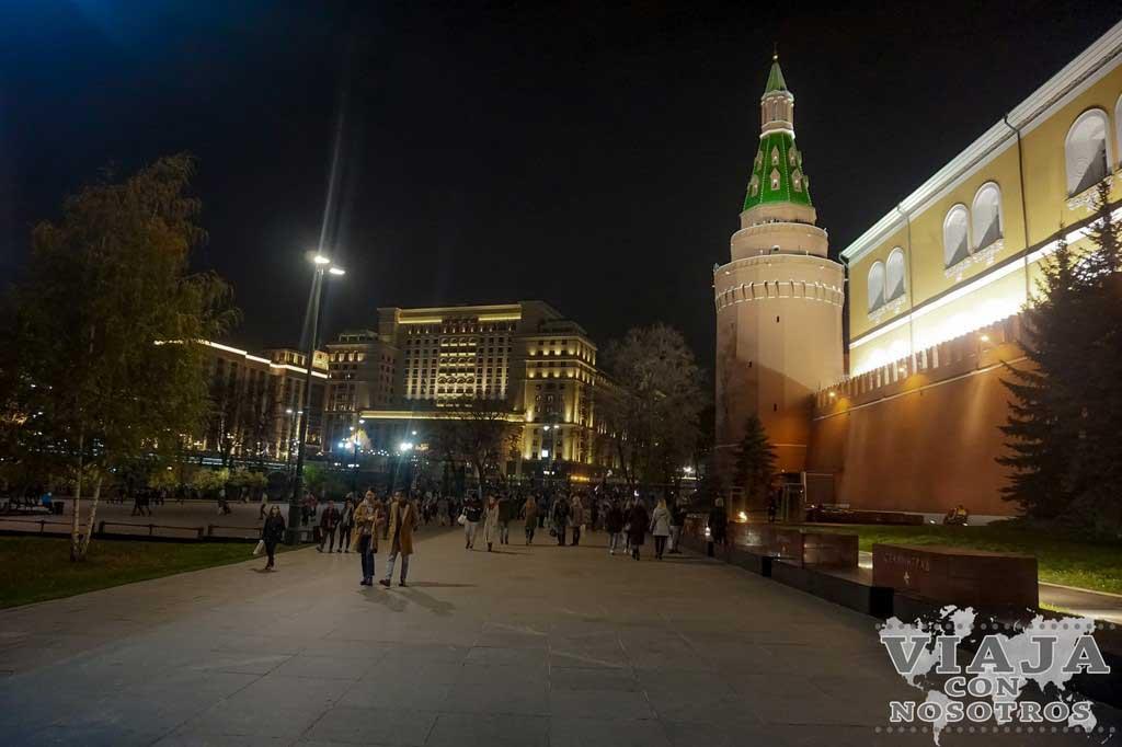 La mejor manera de visitar Moscú