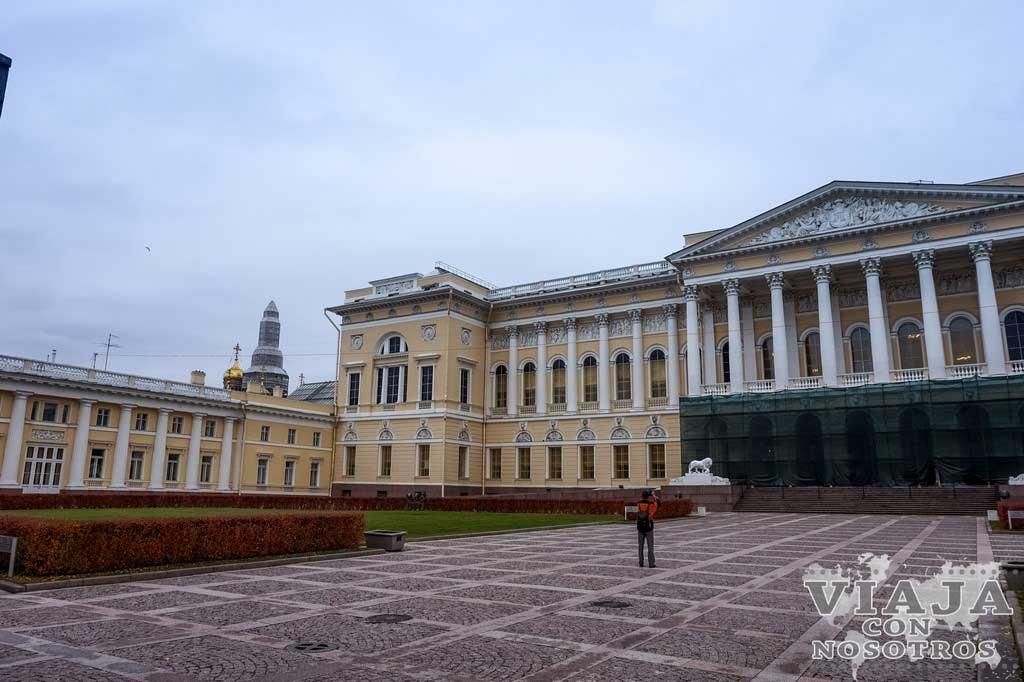 Instituto Smolny de San Petersburgo