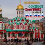 Itinerario de un viaje a Rusia, recomendaciones y consejos