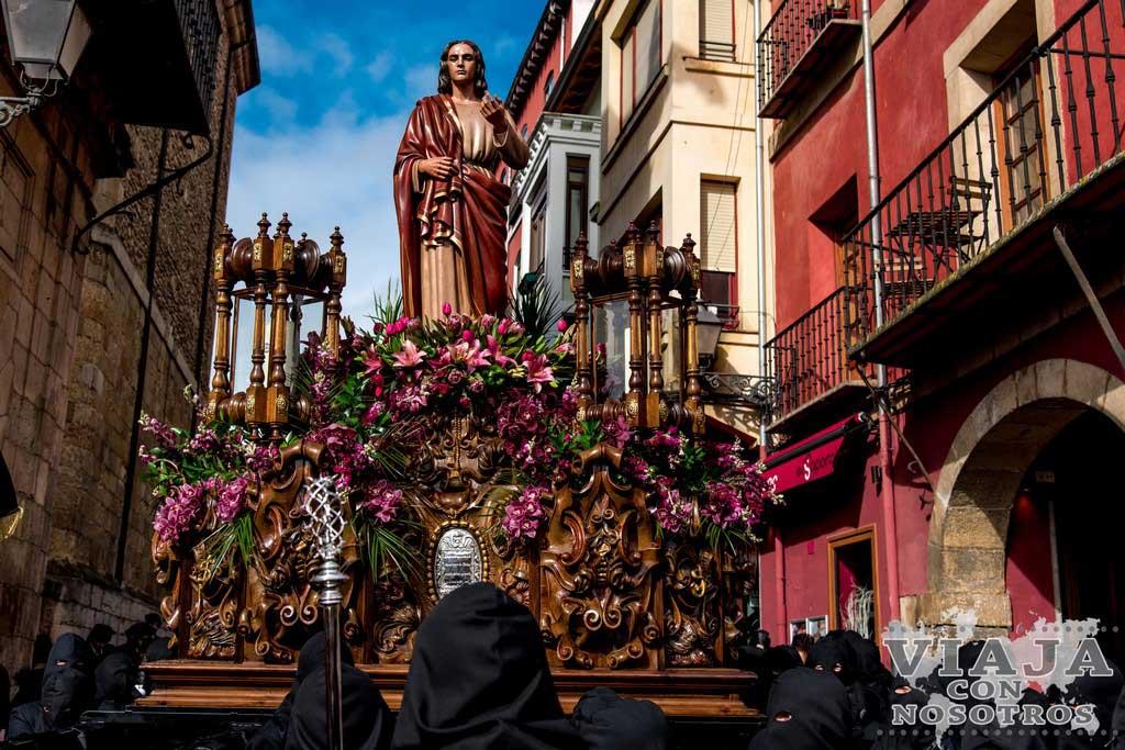 San Juan, pasos León