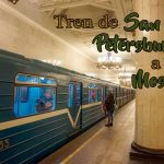 Tren de San Petersburgo a Moscú