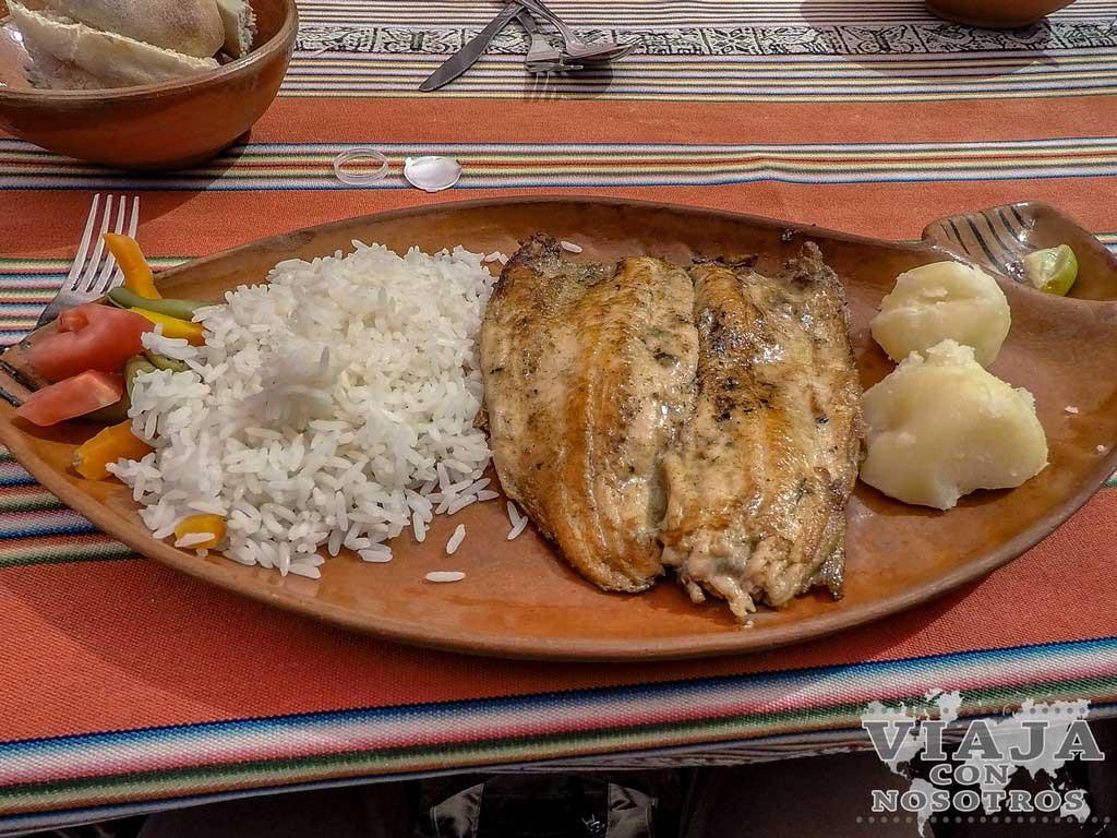 Que comer en Ecuador si viajas