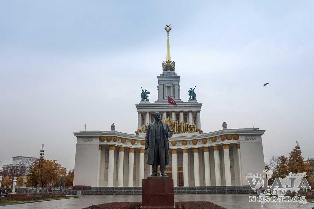 Recorrer Moscú por libre