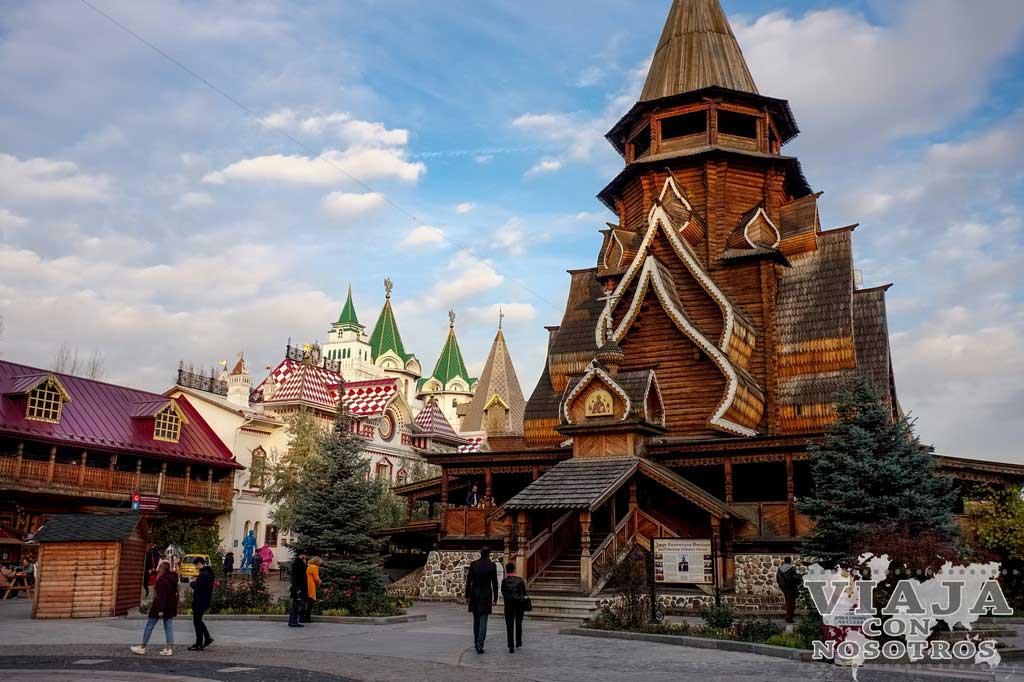 Visita Rusia por libre