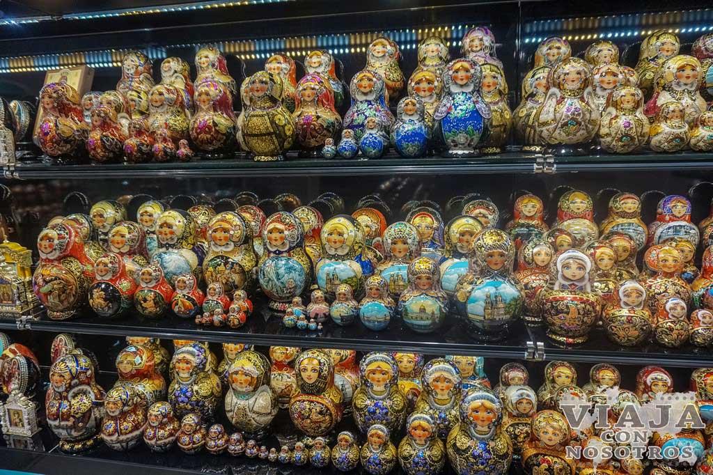 Que comprar en San Petersburgo