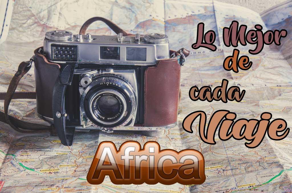 Lo mejor de cada viaje: África