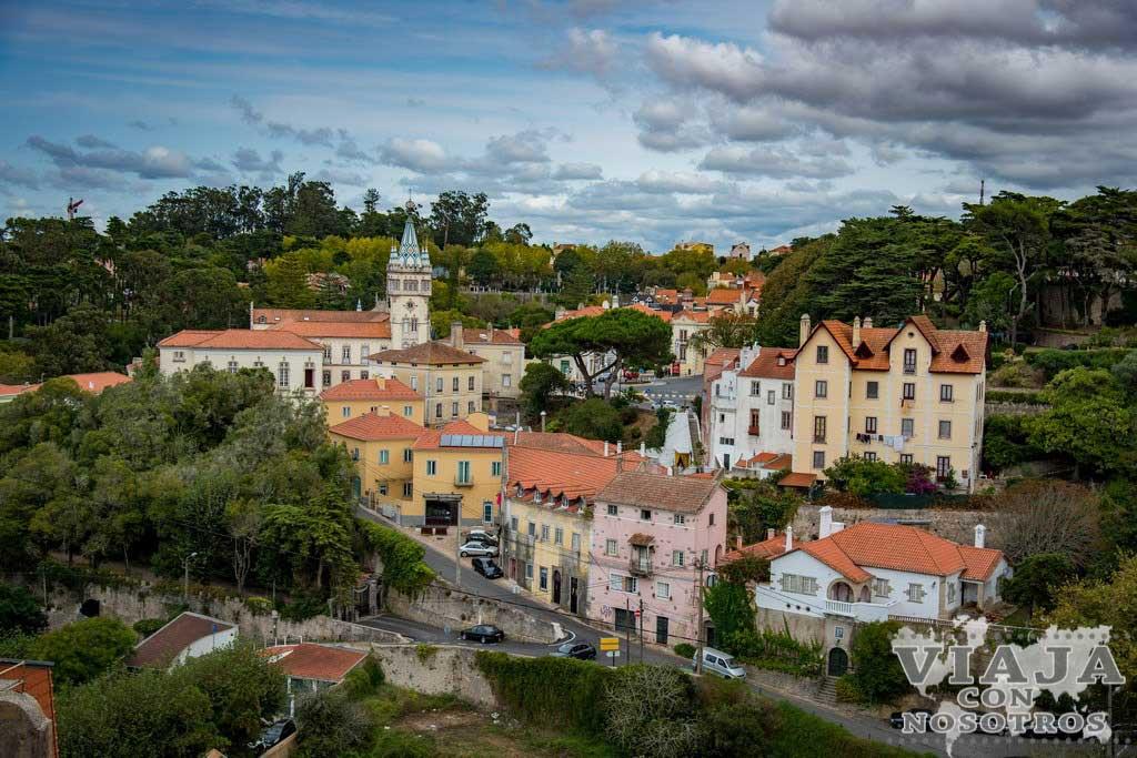 Casco Histórico de Sintra