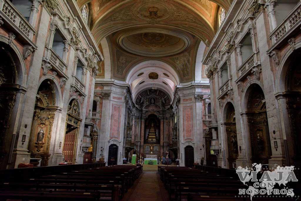 Iglesia de Gracia de Lisboa