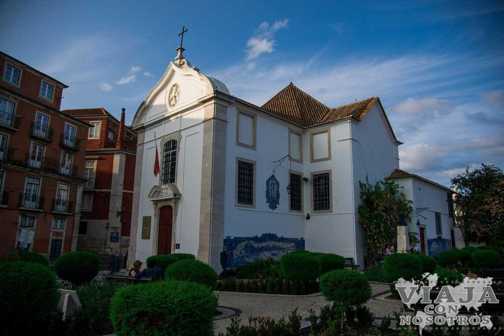 Iglesia Santa Lucia Lisboa