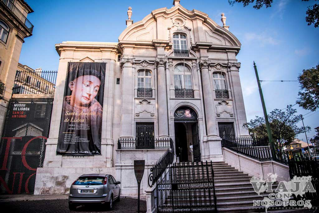 Iglesia Santo Antonio de Lisboa