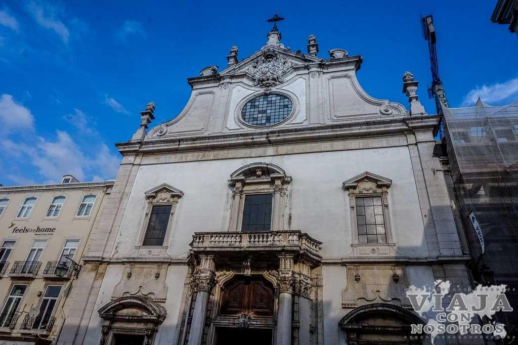 Iglesia Santo Domingo Lisboa