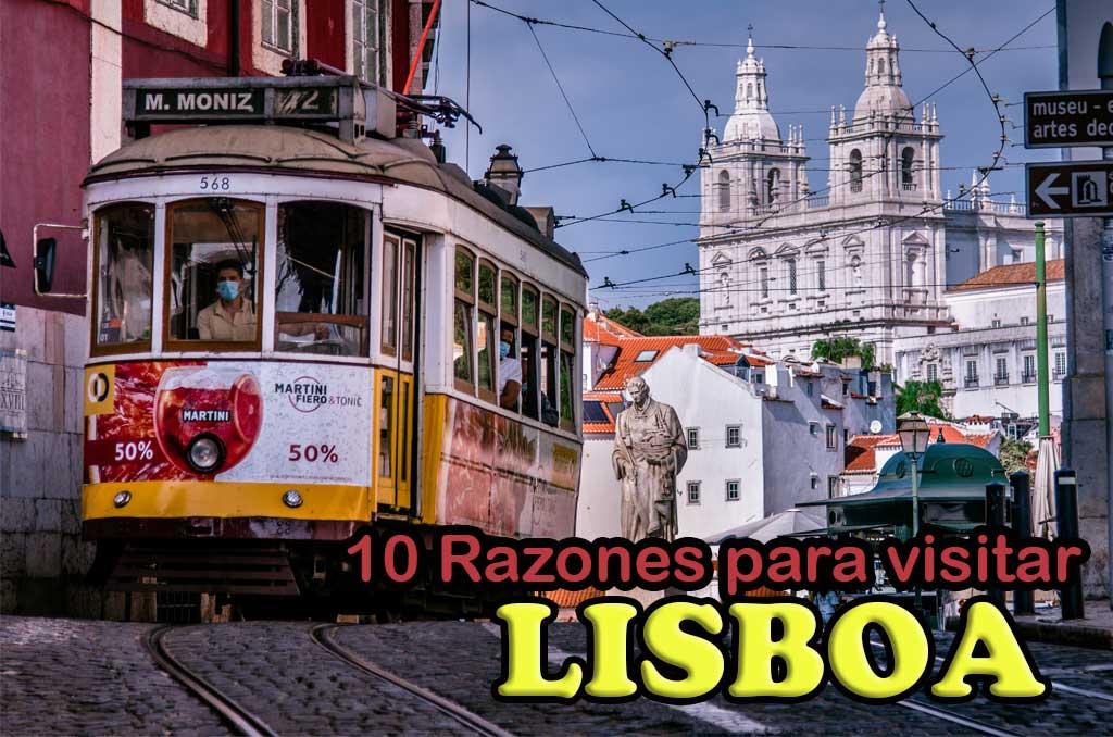 10 razones para visitar Lisboa